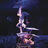 Cirque du Soleil delivers with <i>Totem</i>.