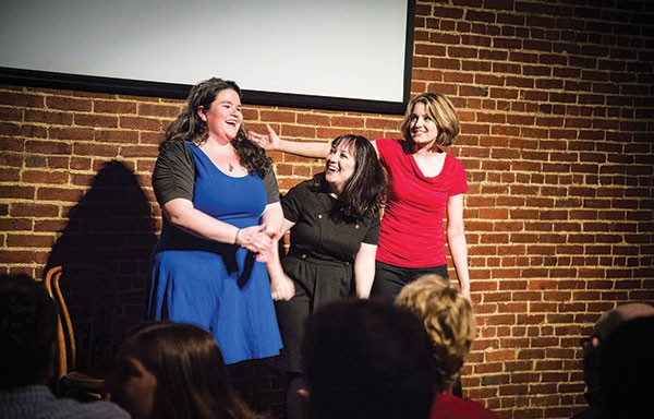The Arcade Comedy Theater Sketchville