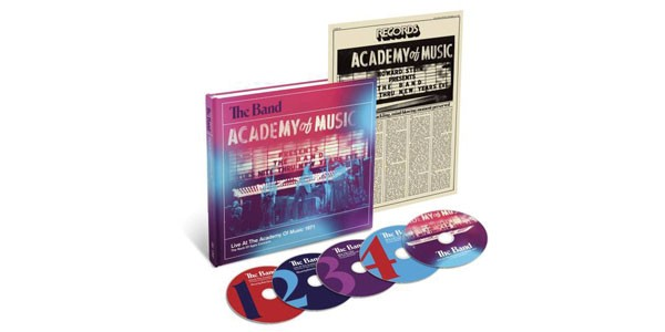 The Band: Live at the Academy of Music, 1971