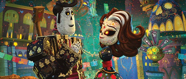 The Book of Life Film