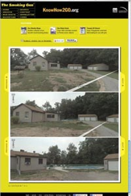 The Boring's home on Google Street View