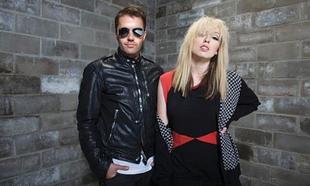 The boy, the girl: The Ting Tings