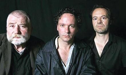The Brtzmann/Pliakas/Wertmller Trio - PHOTO COURTESY OF OLIVER HEISCH
