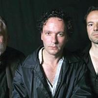 Brötzmann/Pliakas/Wertmüller Trio brings European free jazz to the New Hazlett