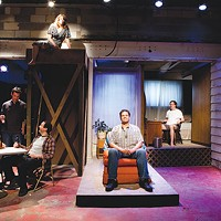 "Show added for barebones' ""American Falls"" in Braddock"