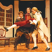 The Conservatory Theatre Company's <i>School for Scandal</i>
