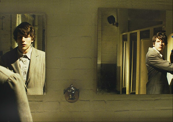 The Double starring Jesse Eisenberg