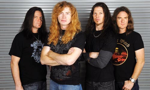 The end doesn't scare us: Megadeth