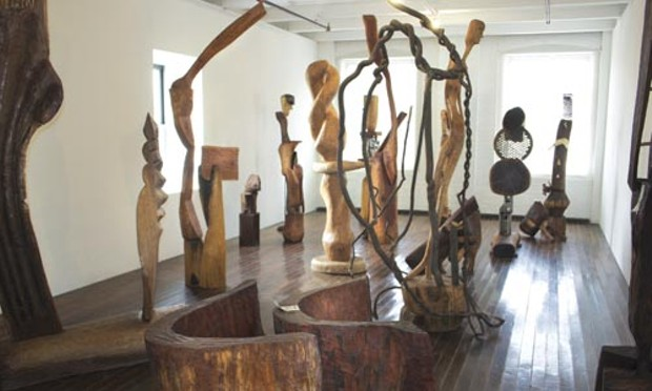 The Mattress Factory S Exhibit Of Recent Work By Thaddeus