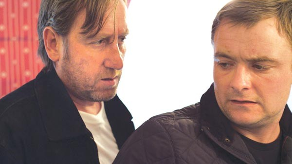The hits keep coming: Michael Smiley and Neil Maskell