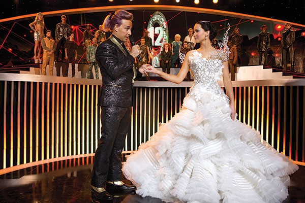 The Hunger Games: Catching Fire movie, film
