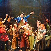 "The <i>Les Misérables</i> cast asks, ""Where did the rest of the Broadway production go?"""