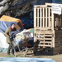 The Long Goodbye: Holdouts remain at Occupy Camp long past eviction deadline
