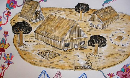 "The old homestead: From Stephanie Davidson's ""Untitled"" series."