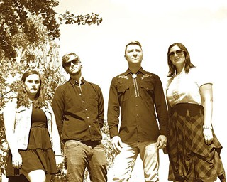 The Paisley Fields band