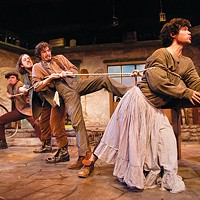 <i>The Playboy of the Western World</i> at the Conservatory Theatre Company