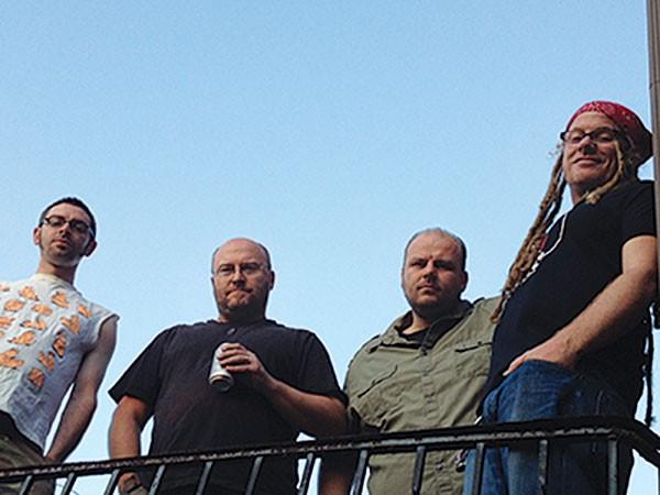 The Sablowskis, at Hambones