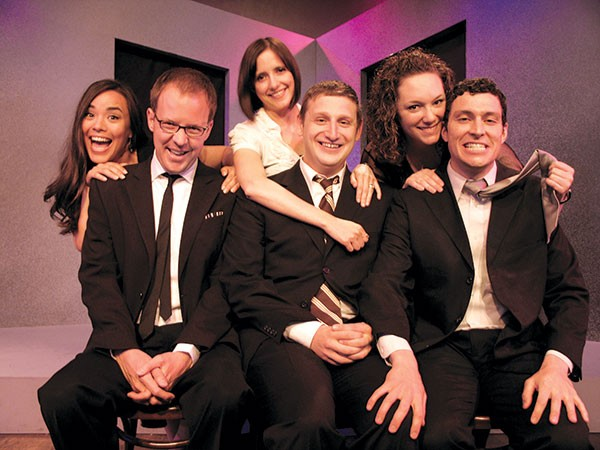 The Second City at Pittsburgh Public Theater, Aug. 23 and 24