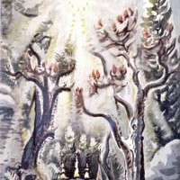 <i>Charles Burchfield: Path to Solitude</i> explores one regional artist's attempts to capture the essence of nature.
