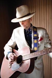 The singin', school bus-drivin' cowboy of Lawrenceville: Slim Forsythe