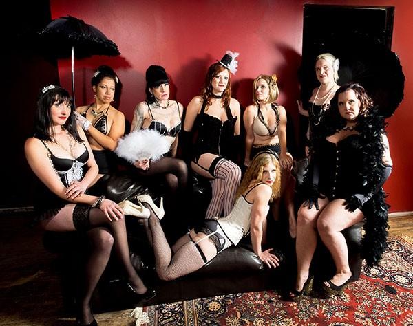 The Smokin' Betties at Club Cafe