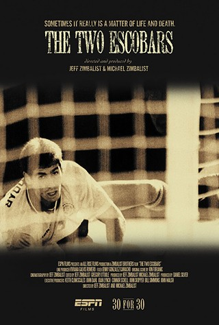 The Two Escobars 30 for 30 film series