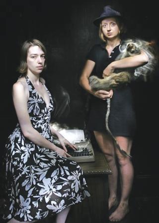 The Typewriter Girls - PHOTO COURTESY OF ADAM BLAI