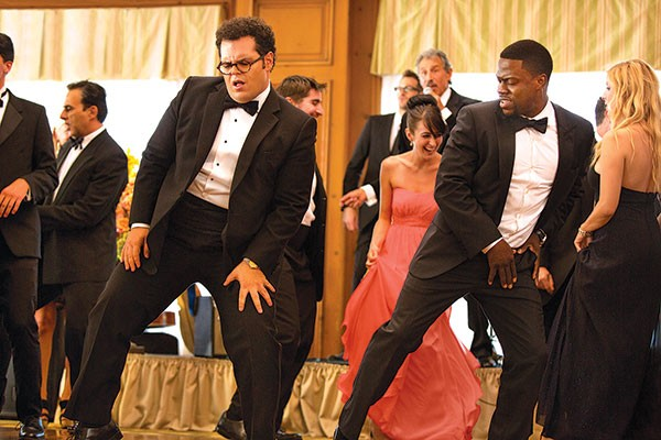The Wedding Ringer, Kevin Hart