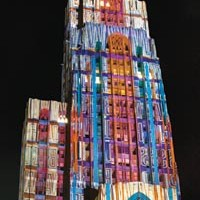 At its best, the Festival of Lights helps us see architecture differently.