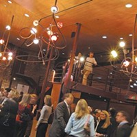A new exhibit explores the redesign of the New Hazlett Theater