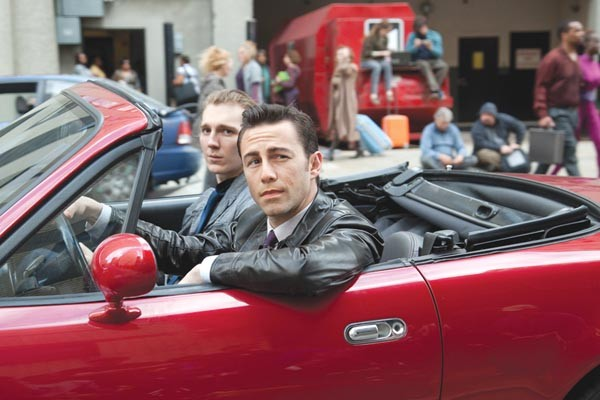 This ride goes back to the future: Joseph Gordon-Levitt