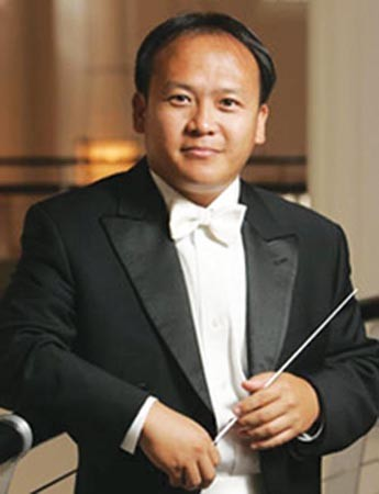 Thomas Hong and the Pittsburgh Symphony
