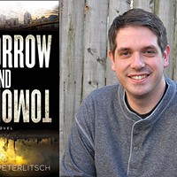 A local writer places his debut novel with a big publisher — and sells the movie rights