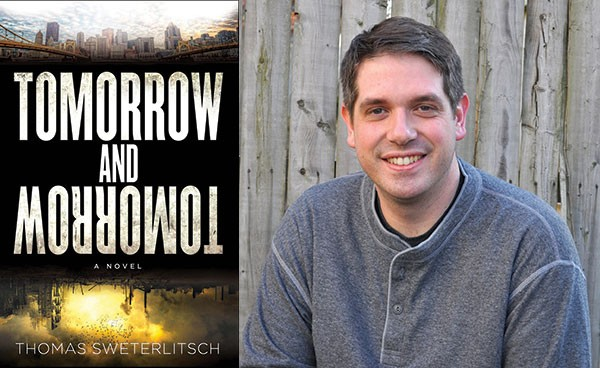Thomas Sweterlitsch book Tomorrow and Tomorrow