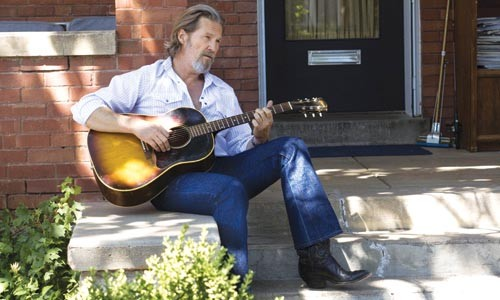 Three chords and the truth: Bad Blake (Jeff Bridges)