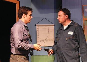 Throughline Theatre' <i>Saving the World</i>