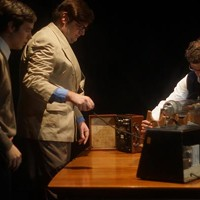 Throughline Theatre's <i>The Farnsworth Invention</i>