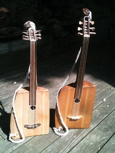 Tom Coleman musical instruments