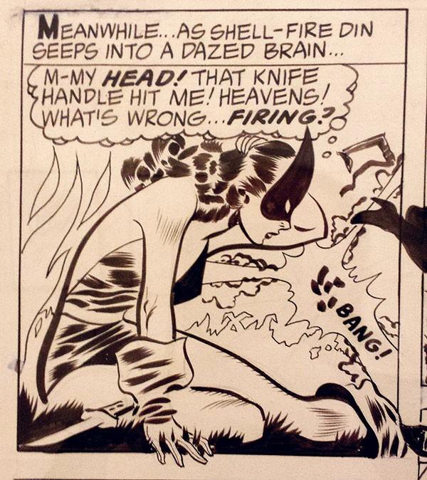 Toonseum, Wonder Woman