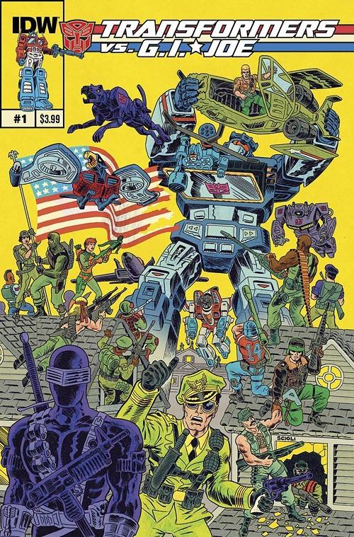 Transformers vs. G.I. Joe