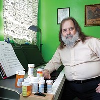 Trills, pills and bills: Erny Papay became a full-time musician in 2001, and has faced mounting health-insurance costs since.