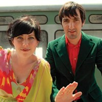 KaiserCartel's couple-tastic indie pop offers both carefree moments and drama.