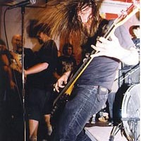 Punk rockers Artimus Pyle perform at the Braddock Elks