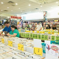 New Dimension Comics in the Century III Mall