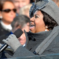 Aretha Franklin paved a path for today's artists