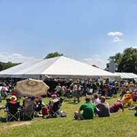 Laurel Hill Bluegrass Festival