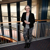 Pittsburgh Public Theater's new artistic director Marya Sea Kaminski
