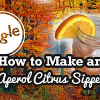 How to Make an Aperol Citrus Sipper