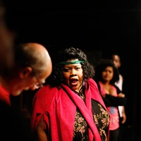 Vanessa German as Ma Rainey