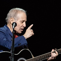 Concert photos: Paul Simon at PPG Paints Arena